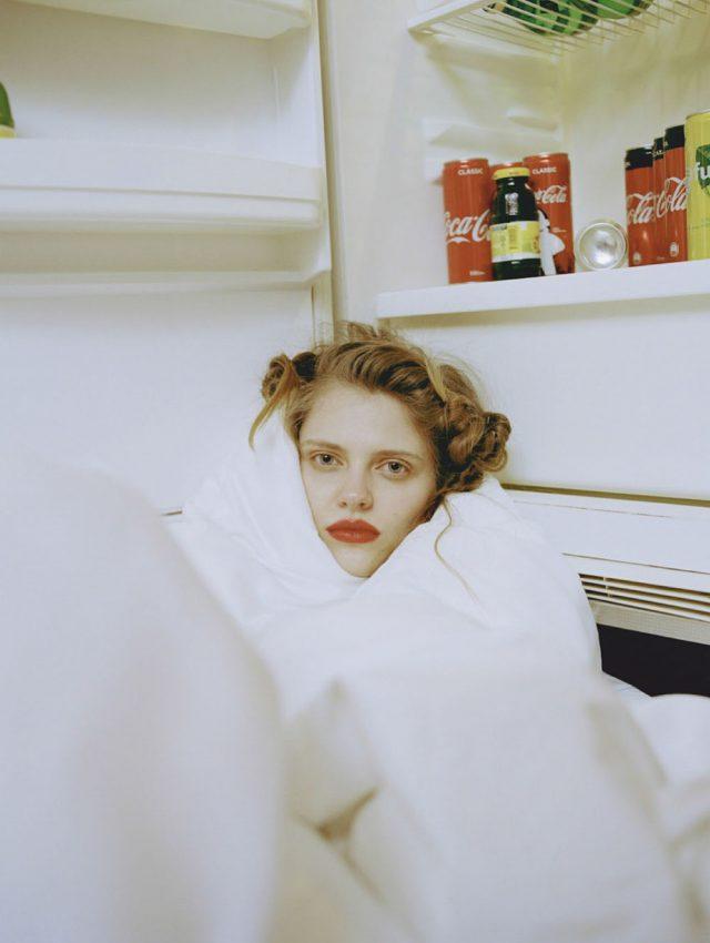 Nataliya Bulycheva by Eugene Shishkin